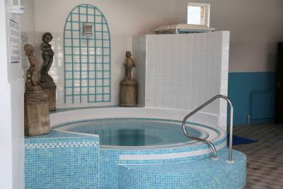 Beausite Hotel - Spa Pool