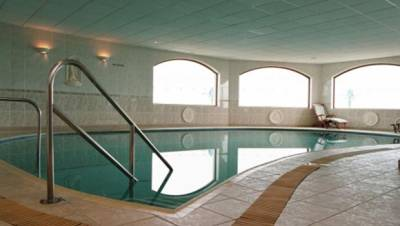 Fort D'Auvergne Hotel - Pool