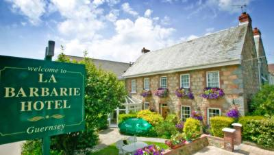 La Barbarie Hotel - St Martin - Guernsey