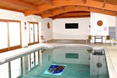 Norflok Lodge Hotel - Indoor Pool
