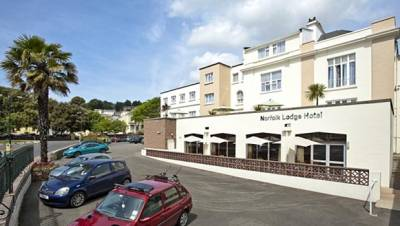 Norfolk Lodge Hotel - St Helier - Jersey