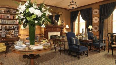 Old Government House Hotel - Lounge