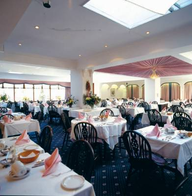 Runnymede Court Hotel - Restaurant