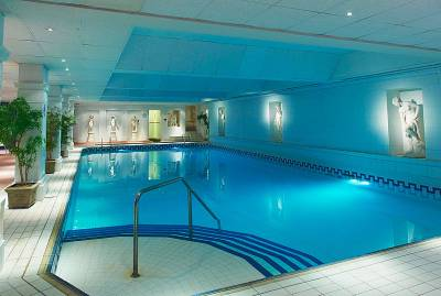 St Pierre Park Hotel + Golf Resort - Indoor Pool