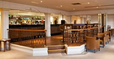 St Pierre Park Hotel + Golf Resort - 'The Terrace' Cafe Bar