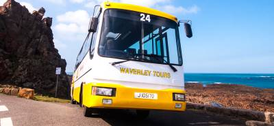 Waverley Coaches | Jersey Coach Tours | Jersey Airport Transfers